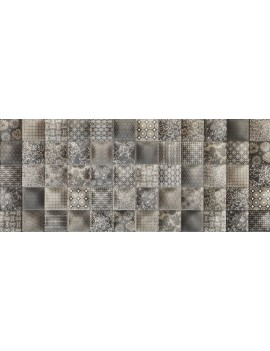 DÉCOR MOSAÎQUE GRIS REF: FDM65221