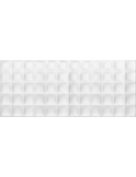 UNI MOSAÏQUE BLANC MATT REF: FUM65501