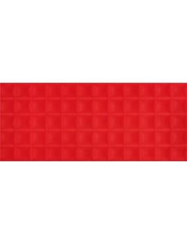 UNI MOSAÎQUE ROUGE BRILLANT REF: FUB65405