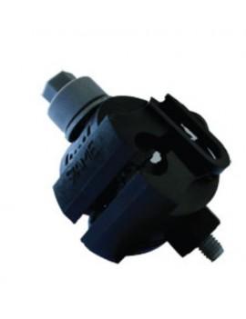 Connecteur BT perforation d'isolation