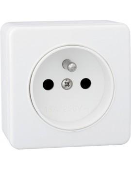 2p + T socket