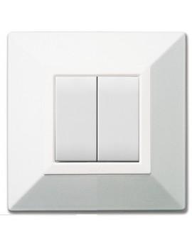 Interrupteur Blanc RAL
