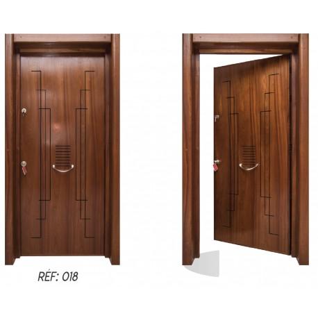 porte extérieur bois massif 018